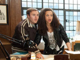 Kirsty and Tyrone blag their way into the Town Hall planning and licensing office to snoop for evidence on Terry's scheming. They are caught in the act when Terry arrives with Councillor Peake