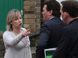 Carol is furious when she learns Derek has been stashing dodgy booze in the house.