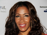 Sheree Whitfield New York Mercedes-Benz Fashion Week Spring 2012 - Dayanne Danier - Samsung Experience Room New York City