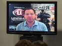 Watch Gears of War's Cliff Bleszinski addressing the Fighting Fantasy contest.