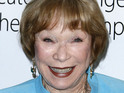 Shirley MacLaine says her hairdresser convinced her to join the show.
