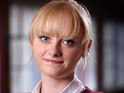 Katie McGlynn teases her character's secret wedding to Danilo in Waterloo Road.