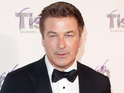 Alec Baldwin pays tribute to Tina Fey after winning a SAG Award for 30 Rock.