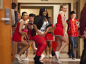 The glee club takes on disco-themed songs in this week's episode.