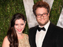 Seth Rogen and Lauren Miller are granted legal protection against an intruder.