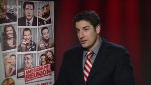 'American Reunion' cast on Jason Biggs penis: 'You see sack and nuts'