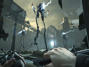 &#39;Dishonored&#39; screenshot