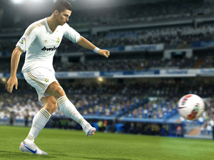 'PES 2013' screenshot