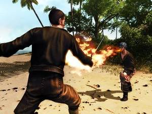 'Risen 2: Dark Waters' screenshot