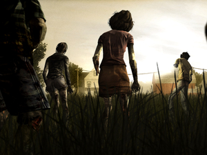 &#39;The Walking Dead Episode 1&#39; screenshot