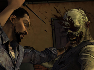 &#39;The Walking Dead Episode 2&#39; screenshot