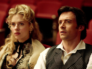 Scarlett Johansson in 'The Prestige'