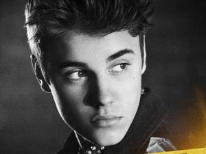 Justin Bieber 'Believe' artwork
