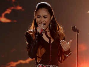 American Idol - The Top 6 Perform - Jessica Sanchez