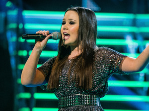 The Voice UK Live Show 1: Sophie Griffin