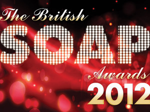 British Soap Awards 2012 Logo