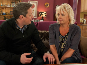 Eileen suggests to Paul that he and Lesley should move back home, desperate to prove that he does really love her, Paul makes an unexpected choice, shocking Eileen