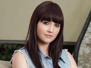 Jacqueline Jossa as Lauren Branning in EastEnders