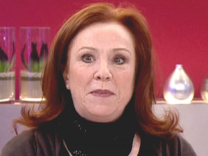 Melanie Hill appears on &#39;Loose Women&#39;