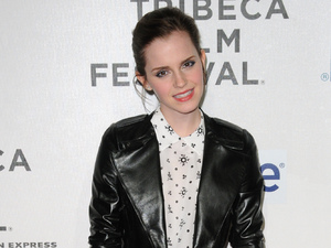 Emma Watson 2012 Tribeca Film Festival - 'Struck By Lightning' - Arrivals New York City
