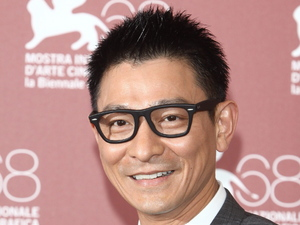Andy Lau The 68th Venice Film Festival - Day 6 - Tao Jie
