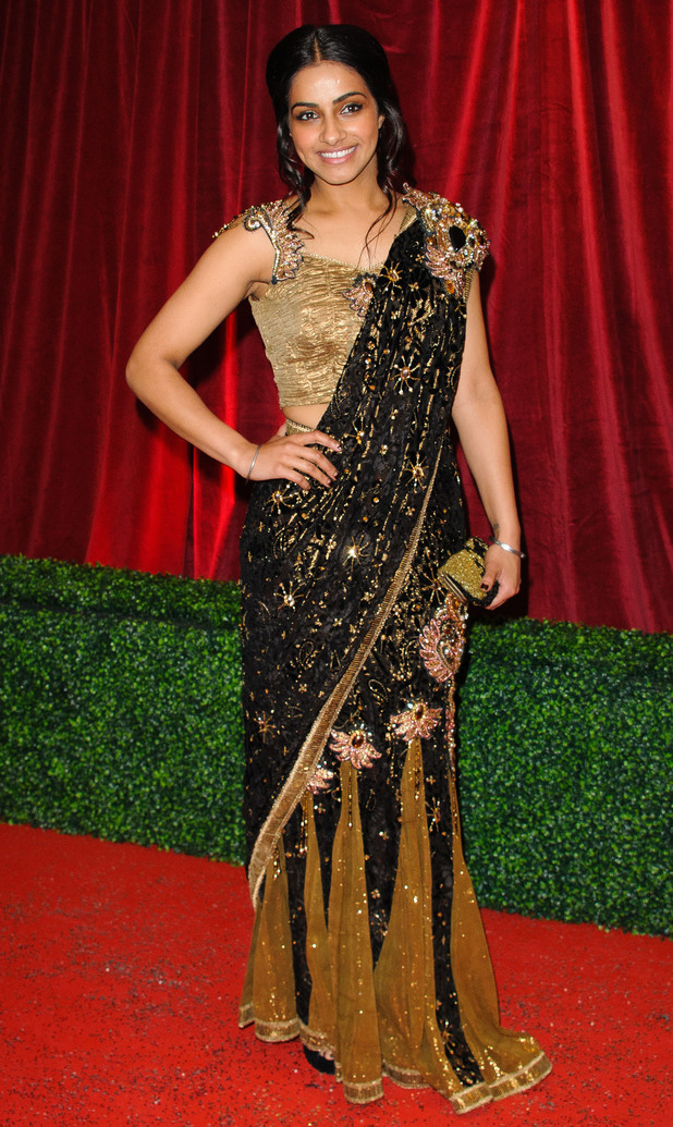 British Soap Awards 2012: Mandip Gill
