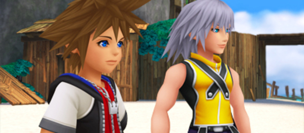 Kingdom Hearts: Dream Drop Distance