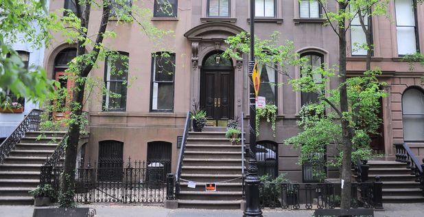 'Sex And The City' Browstone House on Perry Street is Sold