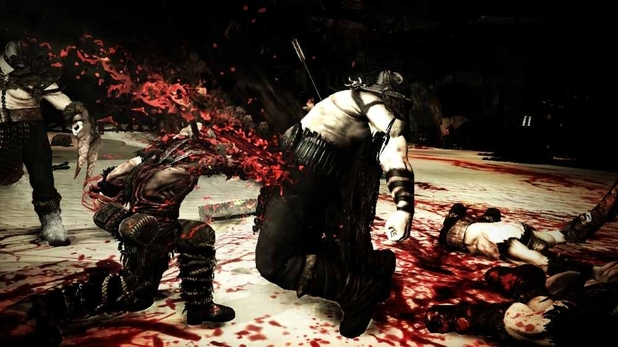 'Bloodforge' screenshot