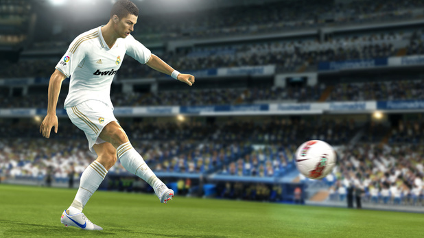 &#39;PES 2013&#39; screenshot