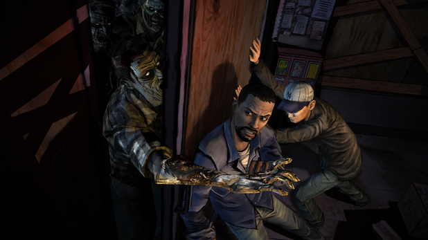 Gaming Review: The Walking Dead Episode 1