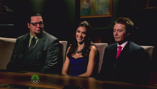Celebrity Apprentice S12E10: 'Winning By A Nose'