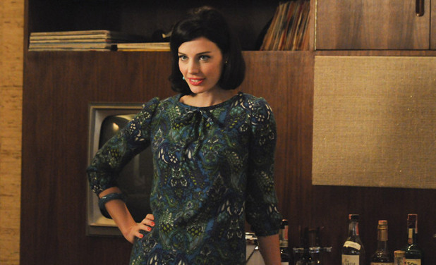 Mad Men S05E07: 'At The Codfish Ball'