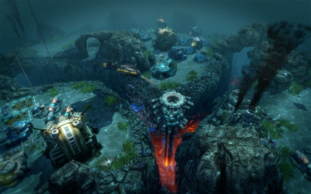 'Anno 2070' Deep Ocean expansion screenshot