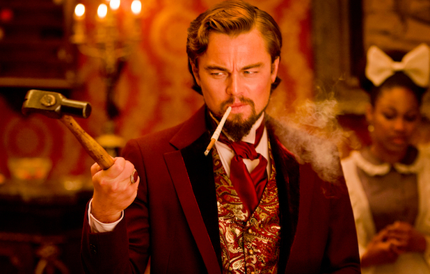 Django Unchained, Leonardo DiCaprio
