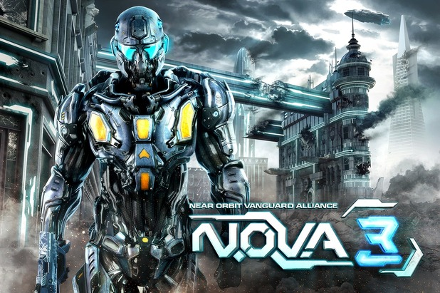 NOVA 3 artwork