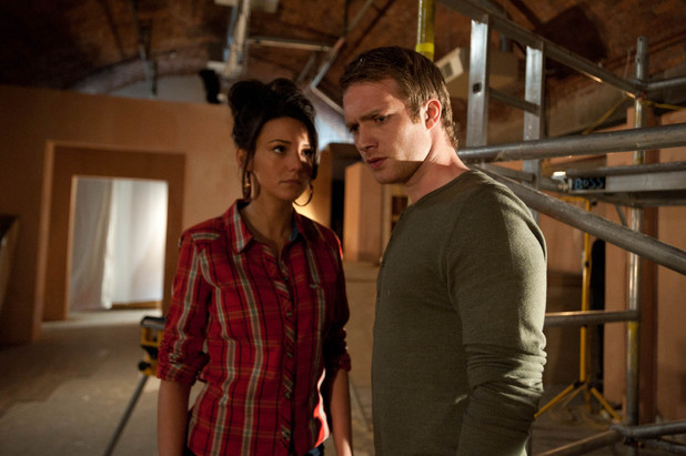 Tina warns Tommy of the consequences