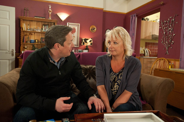 Paul shocks Eileen