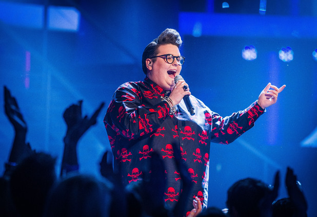 The Voice UK Live Show 1: Sam Buttery
