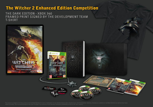 The Witcher 2' Dark Edition