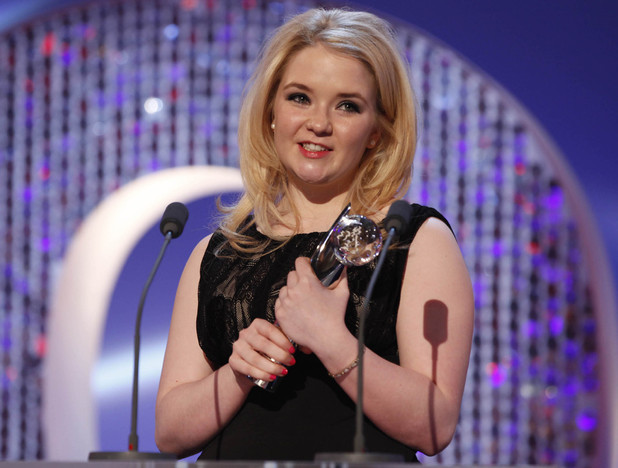 British Soap Awards 2012: Best Young Performance went to EastEnders' Lorna Fitzgerald.