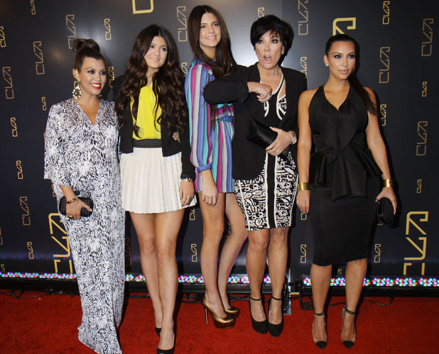 The widow of Robert Kardashian accuses the Kardashian family of making up lies about her.
