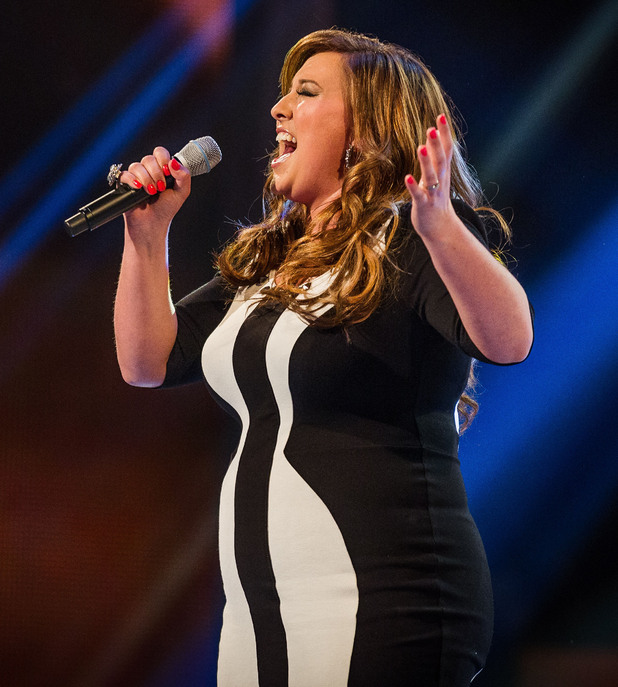 The Voice UK Live Show 1: Leanne Mitchell
