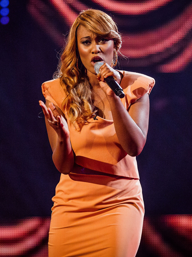 The Voice UK Live Show 1: Joelle Moses