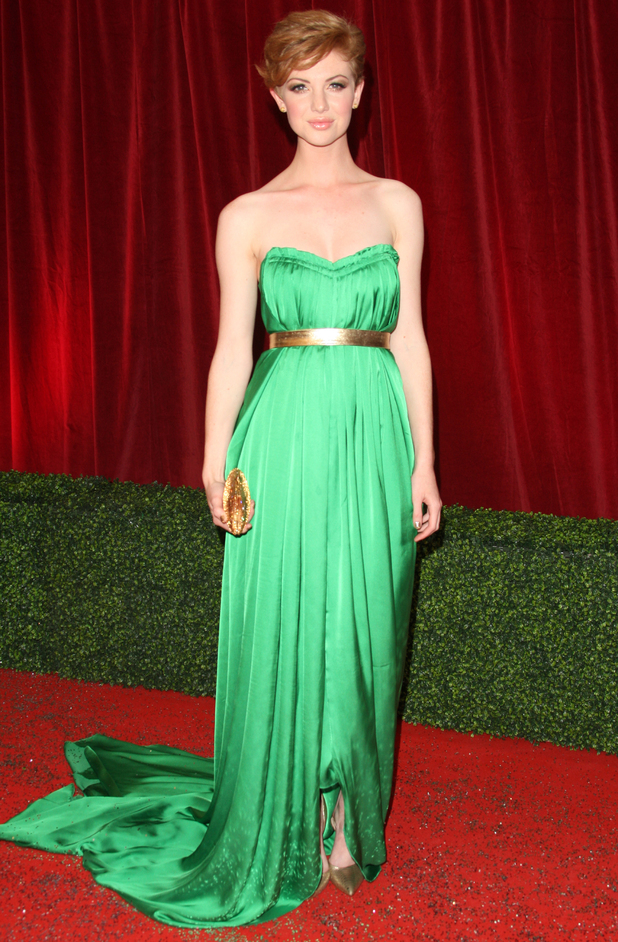 British Soap Awards 2012: Lucy Dixon