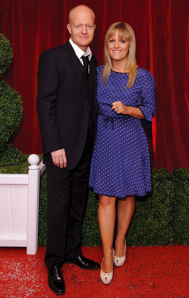 British Soap Awards 2012: Jake Wood and Jo Joyner