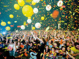 Crowd at Splendour In The Grass festival