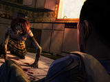 'The Walking Dead Episode 1' screenshot