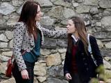Caoimhe bullies Rachel.