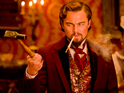 Leonardo DiCaprio and Jamie Foxx in the first images from Django Unchained.